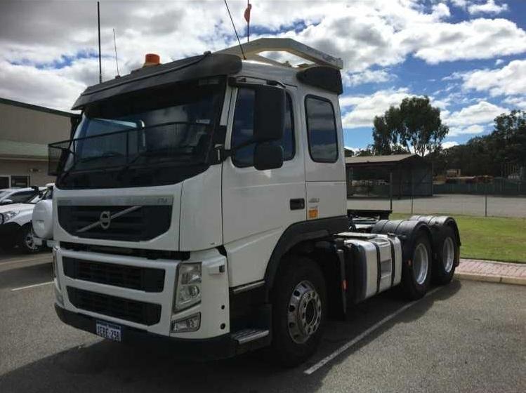 Axle Hire Truck