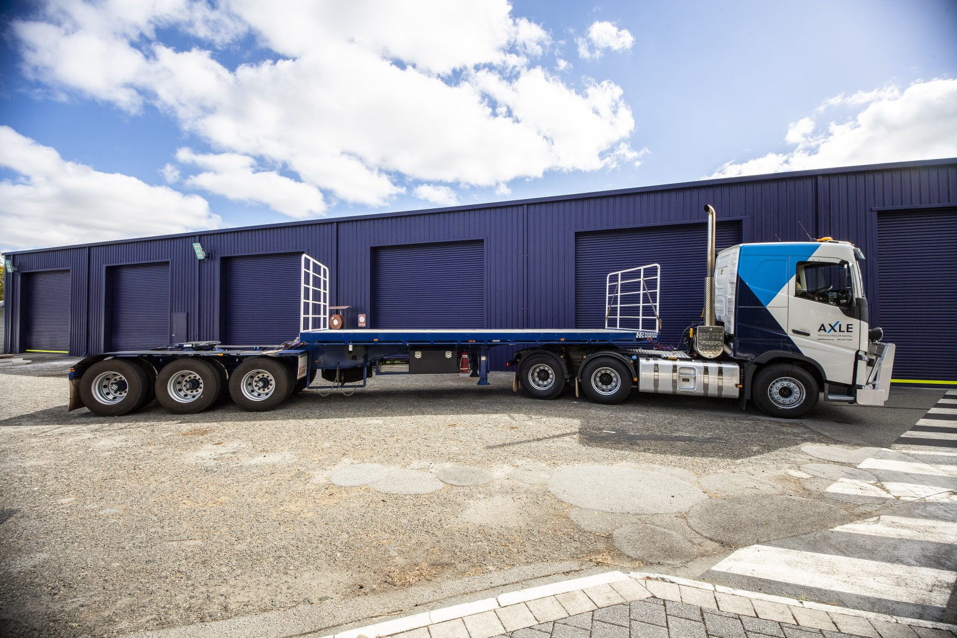 supplier of choice for the transport industry